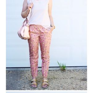 J Crew Ankle pants